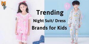 Baby Boy Night Suit, Night Dress for Baby Girl, Sleepwear, Pyjamas Online India