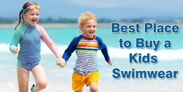 Buy Kids Swimwear in India, Baby boy girl Swimwear Shops