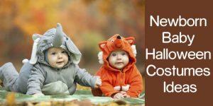 Newborn Baby Boy Girl Halloween Costumes, First Halloween Costume Ideas