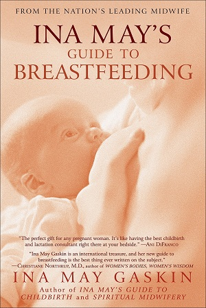 INA May's Guide to Childbirth Book