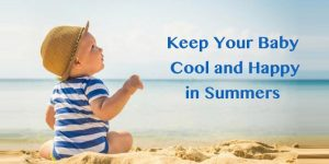 Baby Happy And Cool This Summer