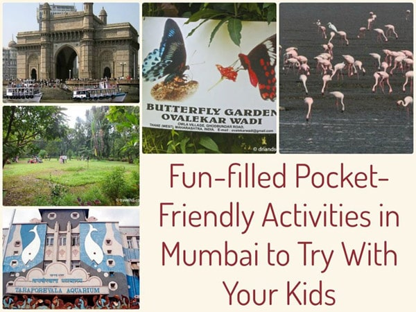 Friendly Activities in Mumbai for Kids