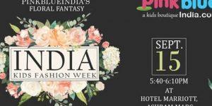 Kids Celebrity Designer Clothes, India Kids Fashion Week in Jaipur