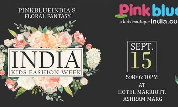 Kids Celebrity Designer Clothes, India Kids Fashion Week in Jaipur