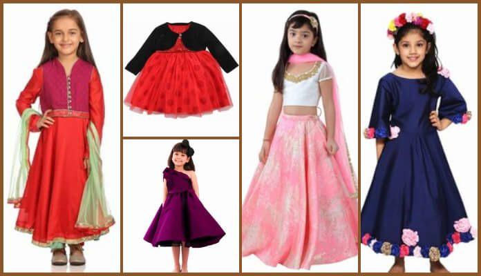 Indian wedding Dresses, Little Girls, Top Indian Designers, Kids wear clothes