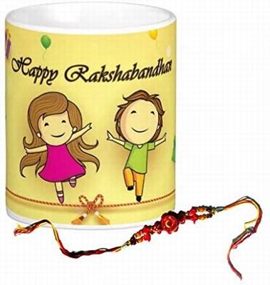 Rakhi Baby Mugs and Plates