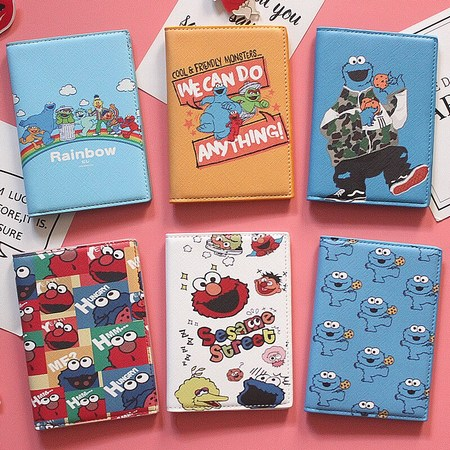 Personalized Passport Cover for Kids
