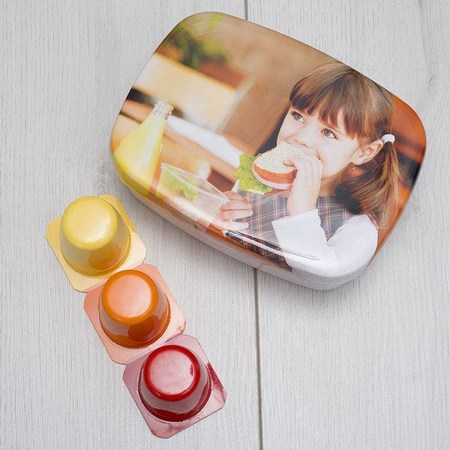 Personalised Lunch Box for Babies